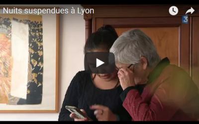 Témoignages d'accueillantes et d'accueilli-e-s dans un reportage France 3