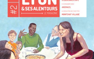 L'Ouvre Porte dans le magazine «Agir à Lyon»