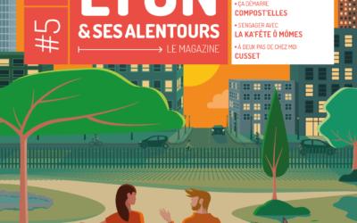 Sortie du numéro 5 du magazine Agir à Lyon – dossier spécial sur les sans-abris